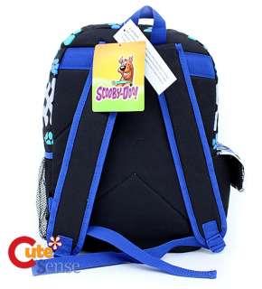 Scooby Doo School Backpack/Bag  16 Large Road Trip