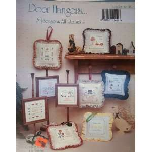 Door Hangers Stitching Craft Book