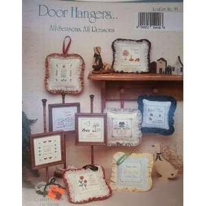 Door Hangers Stitching Craft Book