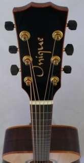 Unique handmade solid wood GRAND AUDITORIUM Guitar MR