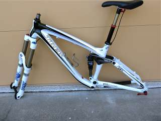 , Aluminum EVO Link, E2 tapered head tube, 150mm rear wheel travel