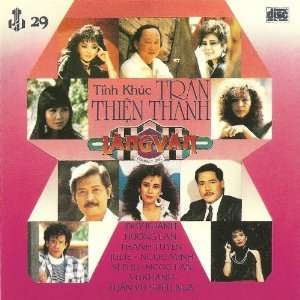 Tinh Khuc Tran Thien Thanh Various Artists Music