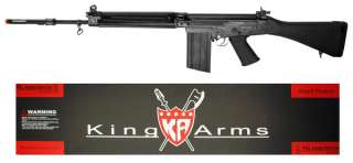 King Arms FN Herstal F.A.L Automatic Electric Airsoft Rifle AEG