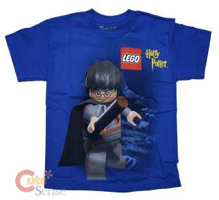 Harry Potter Lego Boy T shirts 1