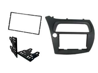 HONDA Civic LHD Car CD Stereo Double Din Fascia Surround Panel