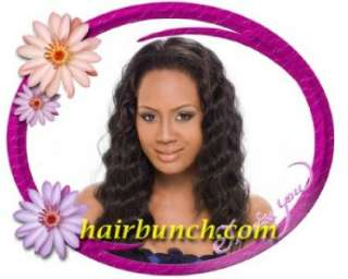 Outre Quick Weave Synthetic Half Wig Yasmine