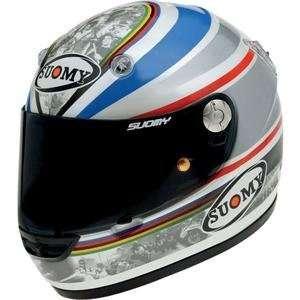 Suomy Vandal Toseland LTD Helmet   X Large/Silver