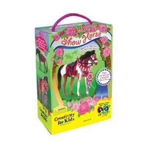 Deluxe Show Horse Activity Kit