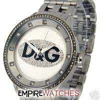NEW* DOLCE & GABBANA MENS D&G PRIME TIME WATCH RRP£200