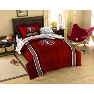 San Francisco 49ers NFL Bed in a Bag (Twin)