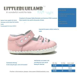 more information on Little Blue Lamb Shoes please visit their website