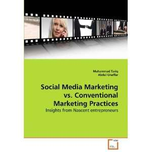 Social Media Marketing vs. Conventional Marketing