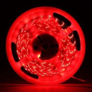 Red 5M 300 LED 3528 SMD Flexible Car DIY Strip Light