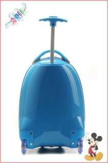 Winnie the Pooh Luggage Bag Baggage Trolley Roller 2615