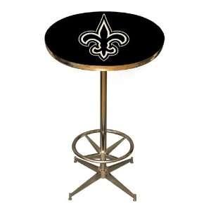 Imperial New Orleans Saints Pub Table (26 4031)