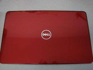 DELL SWITCH by Design Studio Lid 17R 83R7D GLOSSY RED