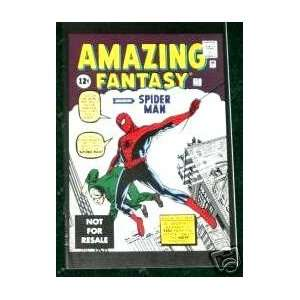 Amazing Fantasy #15 (May 2005) Reprint Version   Spider