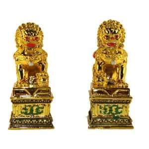 Chinese Feng Shui Foo Dogs ( Fu Dogs) for Protection