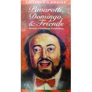 Pavarotti, Domingo, & Friends Present a Christmas Celebration