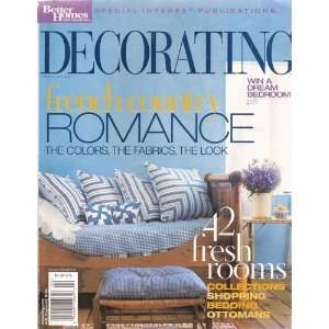 Better Homes and Gardens Decorating Magazine March April