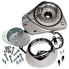 CHROME NOSE CONE TIMING COVER HARLEY EVO 93 99