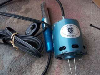 Bear Paw Electric Fish Scaler Excellent Condition, Great Tool For