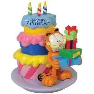 Garfield Happy Birthday! Figurine Toys & Games