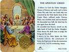 The Apostles Creed I Believe in God Holy Card Prayer Wallet Size WC75