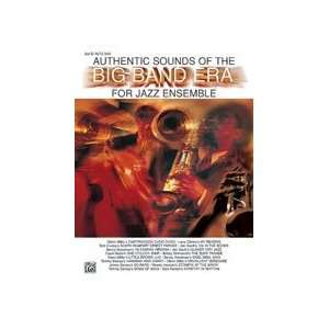 00 TBB0003 Authentic Sounds of the Big Band Era Musical Instruments