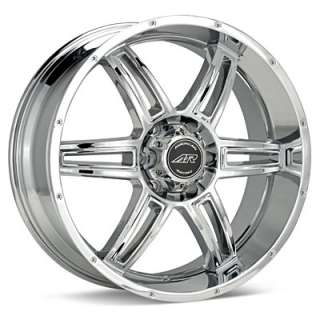 American Racing AR890 (Chrome Plated)