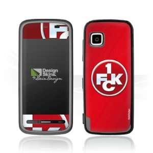 Design Skins for Nokia 5230   1. FCK Logo Design Folie
