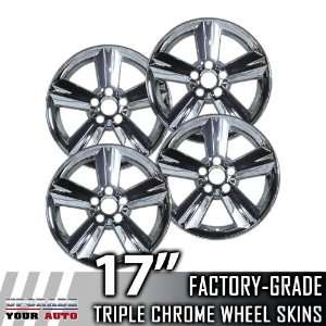 2008 2011 Toyota Matrix 17 Chrome Wheel Skins Automotive