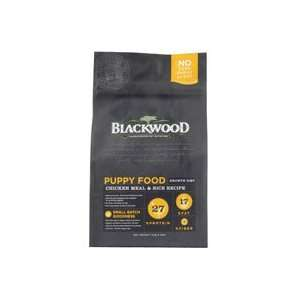 : Blackwood Black Label Puppy Growth Diet Dry Dog Food: Pet Supplies