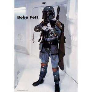 Star Wars Bobba Fett    Print  Home & Kitchen