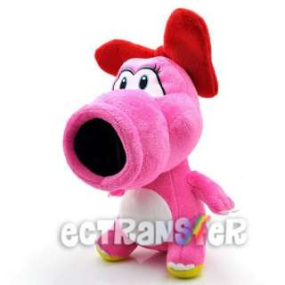 11 Super Mario Bros Birdo Plush Toy/MX648