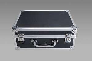 Pro Tattoo Black Carrying Case & Lock Key For Machine