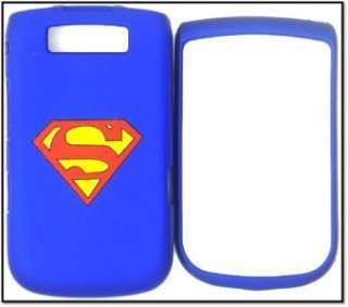 SUPERMAN BLACKBERRY TORCH 9800 CELL PHONE COVER CASE