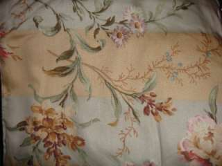 RALPH LAUREN HIGHFIELDS PASTEL FLORAL QUEEN DUVET COVER SET 12P NEW