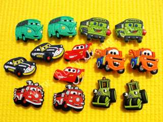 64 PCS HOT WHOLESALE SHOE CHARM FIT JIBBITZ CROCS