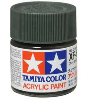 TAMIYA COLOR XF 65 Field Grey MODEL KIT ACRYLIC PAINT