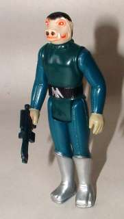 KENNER STAR WARS RARE BLUE SNAGGLETOOTH  EXCLUSIVE FIGURE