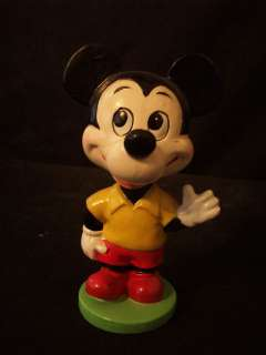 WALT DISNEY MICKEY MOUSE NODDER OR BOBBBING HEAD #A1643