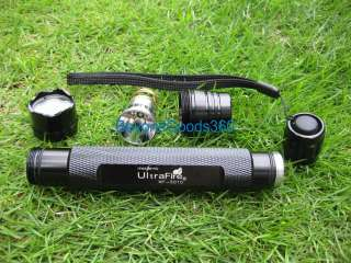 WF 501D CREE R5 320 Lumens LED Flashlight Mount Remote Switch Set Kit