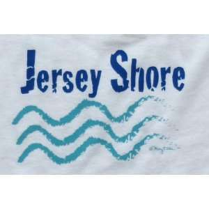 with Jersey Shore Artwork Designed By Mary Ellis
