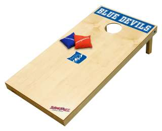 Duke Blue Devils NCAA Tailgate Toss XL Platinum Edition Bean Bag