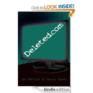 Deleted Jim McCool and Donna Smith:  Kindle Store