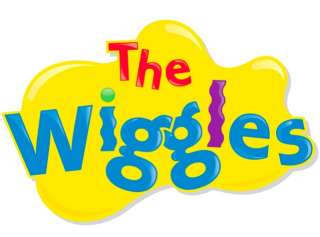 The Wiggles Logo Iron On Transfer #1