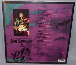 LP PINK FLOYD An Introduction to Syd Barrett MNT SEALED