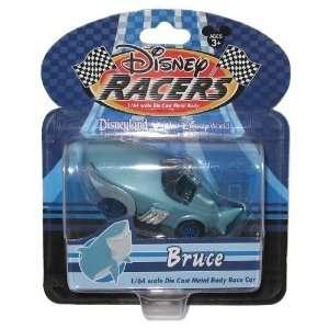 64 Scale Die Cast Metal Body Race Car   Bruce Toys & Games