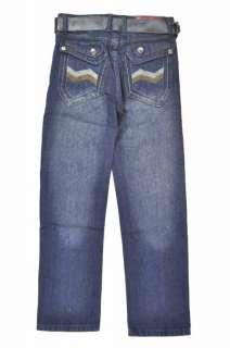 Chams Boys Slim Fit Jeans Size 8 10 12 14 16  8721
